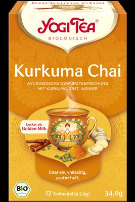 Yogi Tea® Kurkuma Chai