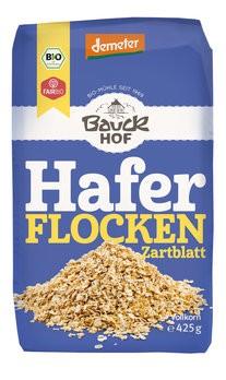 Bio Haferflocken Zartblatt (demeter)