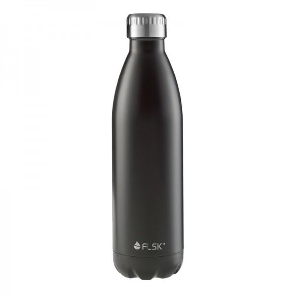 FLSK-Trinkflasche Black