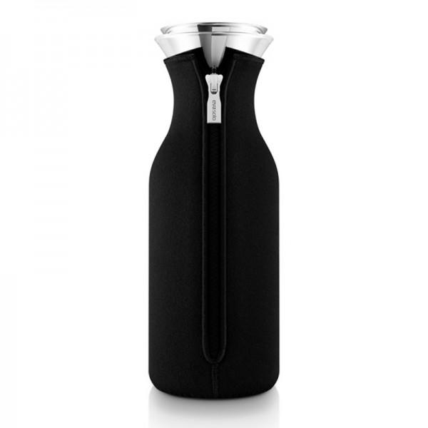Kühlschrankkaraffe 1,0 l, black
