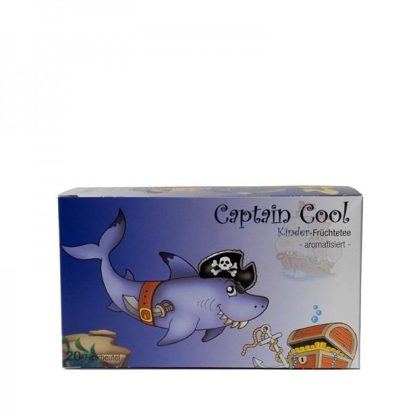 Captain Cool Kinder-Früchtetee