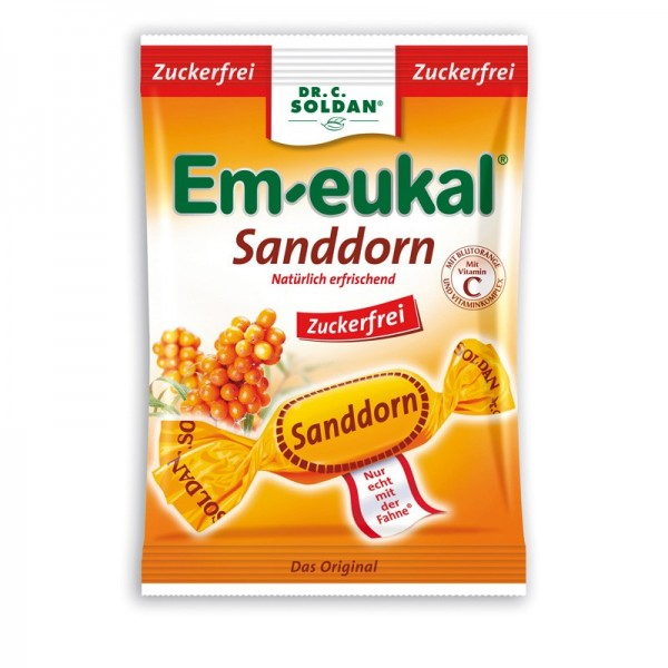 Em-eukal Sandorn Bonbons, zuckerfrei