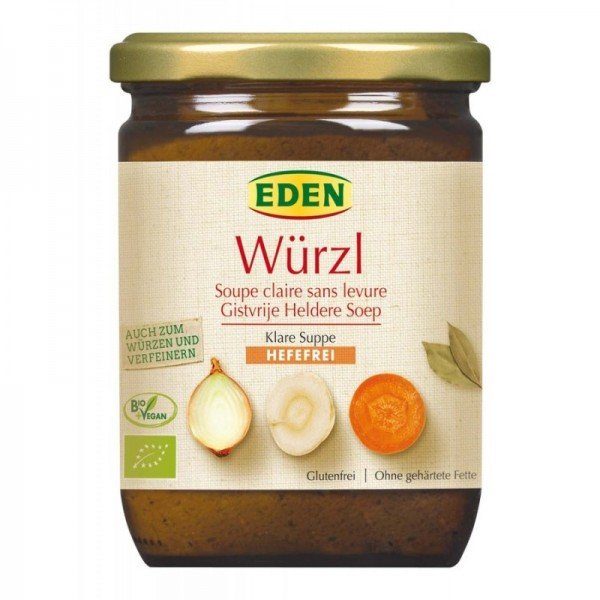 Würzl - Klare Suppe