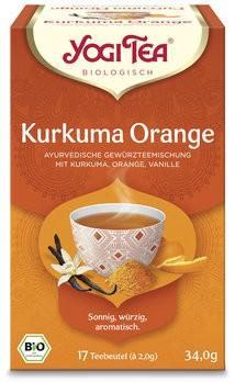 Yogi Tea® Kurkuma Orange