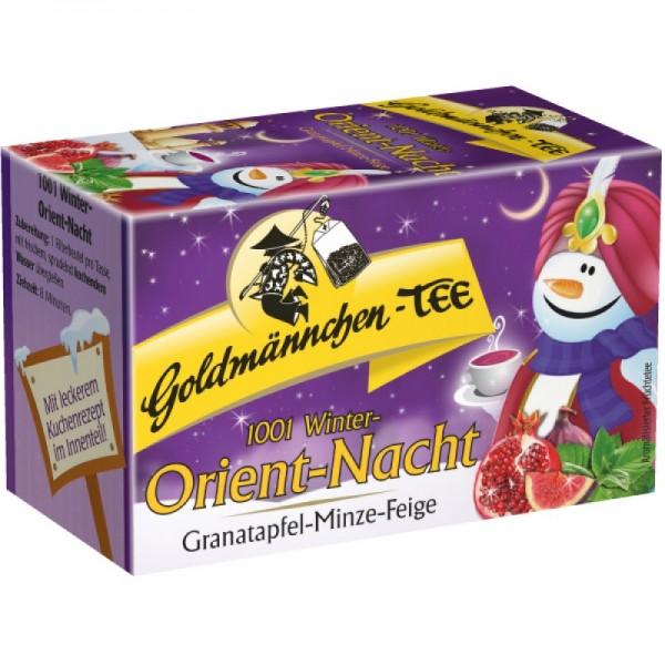 1001 orientalische Winternacht