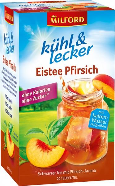 kühl & lecker Eistee Pfirsich