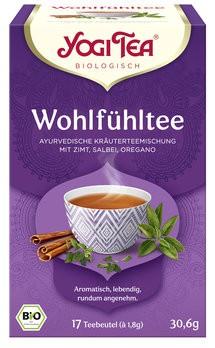 Yogi Tea® Wohlfühl Tee