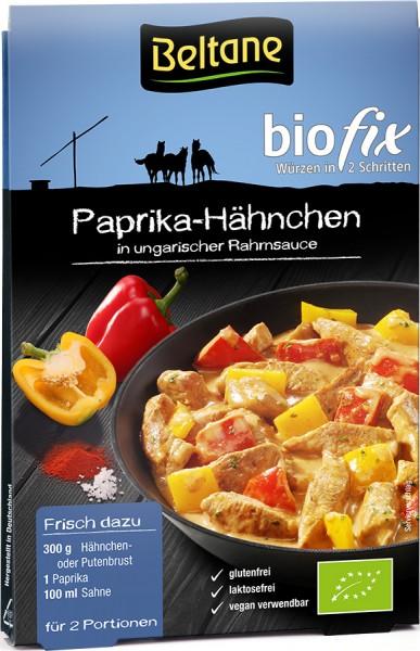 biofix Paprika Hähnchen