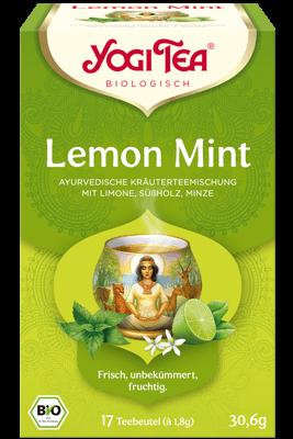 Yogi Tea® Lemon Mint