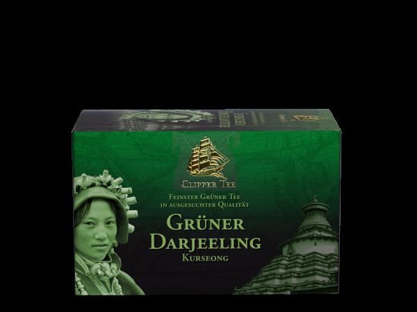 Grüner Darjeeling Kurseong