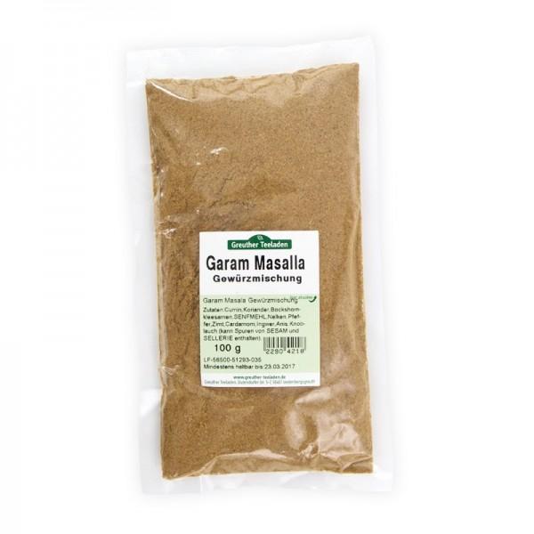 Garam Masala, indische Gewürzmischung