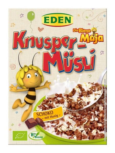 Biene Maja Knuspermüsli Schoko