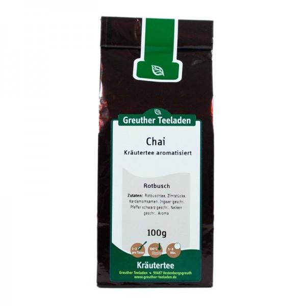 """Rotbusch """"Rooi-Chai"""