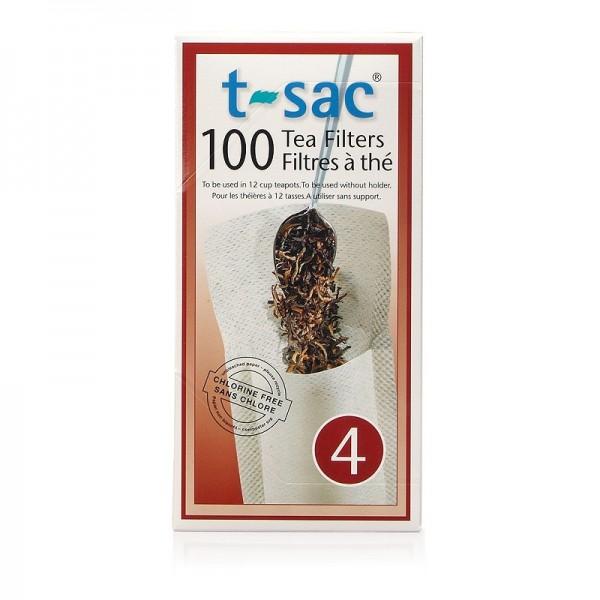 Tee Filter t-sac Gr.4