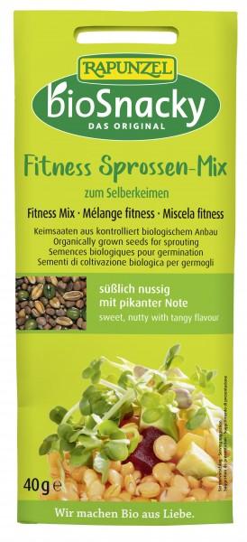 BIO Snacky Fitness-Sprossen-Mix 40 g
