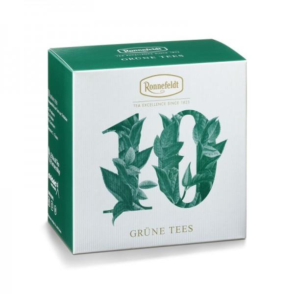 Probierbox Grüne Tees
