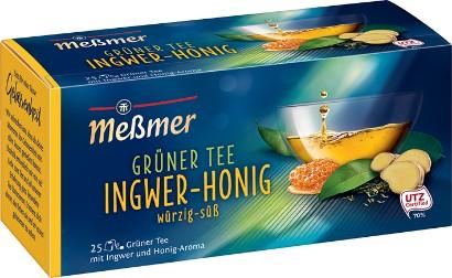 Ingwer-Honig