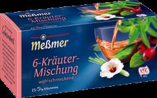 6-Kräuter-Mischung