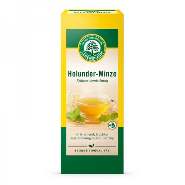 Holunder-Minze