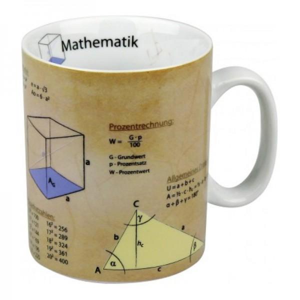 Mathematik - Wissensbecher