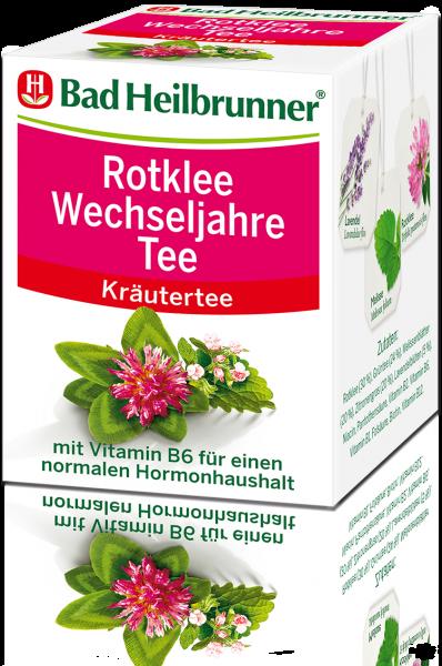 Bad Heilbrunner Rotklee Wechseljahre Tee