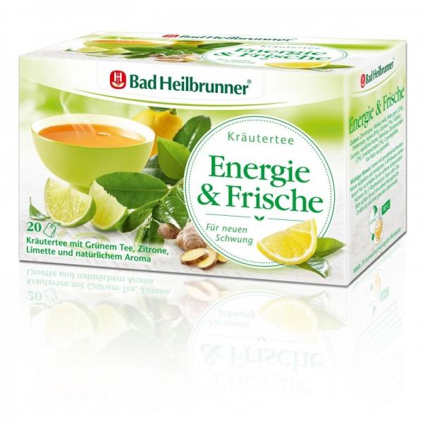 Wohlfühltee Energie & Frische