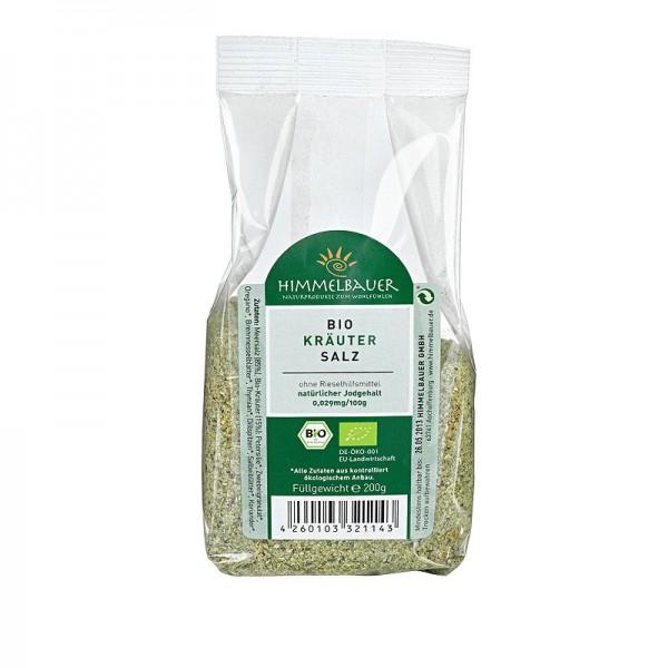 Bio Kräuter-Salz