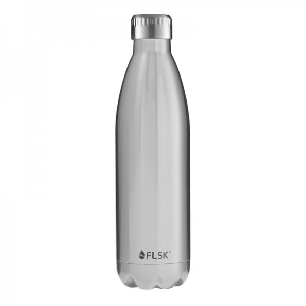 FLSK-Trinkflasche Stainless