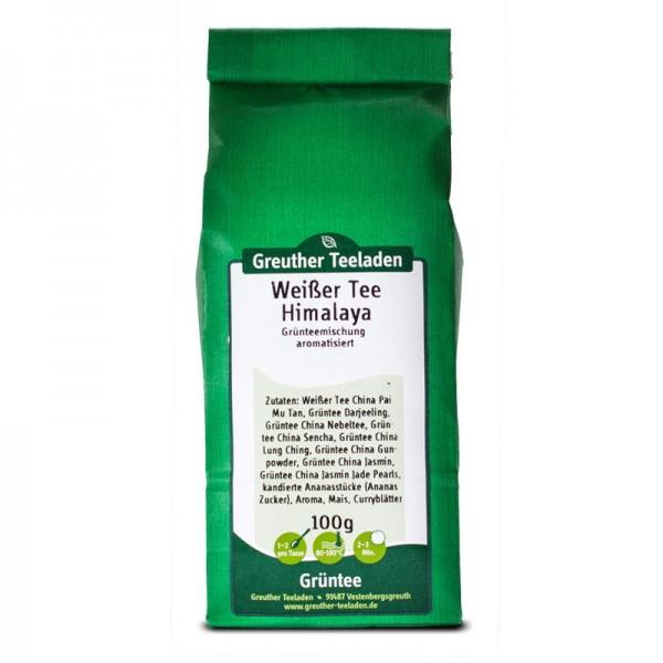 Weißer Tee Himalaya