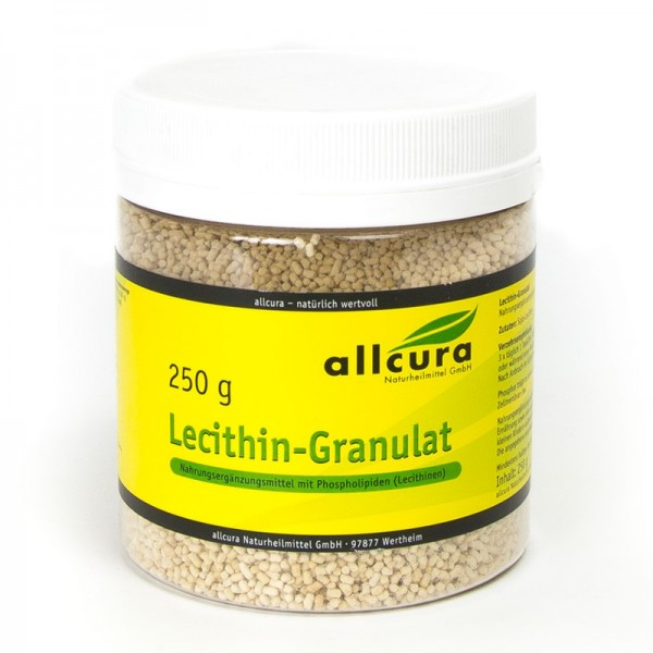 Lecithin-Granulat
