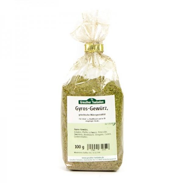 Gyros-Gewürz, grün