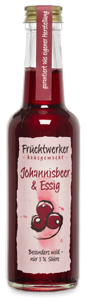 Johannisbeer & Essig