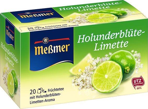 Holunderblüte-Limette