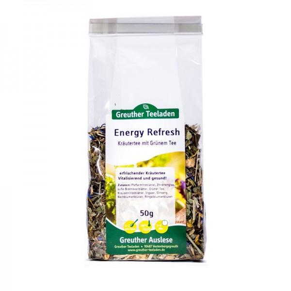 Energy Refresh (mit Grüntee)