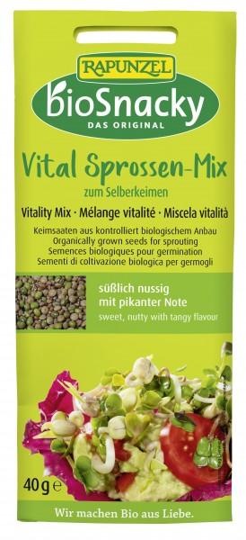 BIO Snacky Vital-Sprossen-Mix 40 g