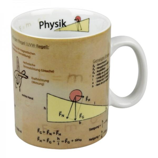 Physik - Wissensbecher