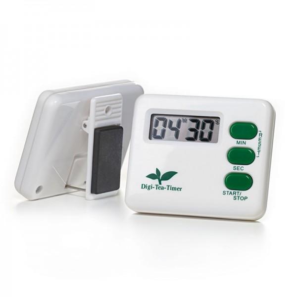 Digi-Tea-Timer mit Batterie 5 x 6 x 1 cm