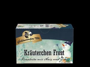 Kräuterchen Frost