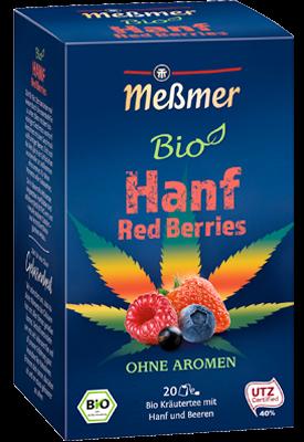 BIO Hanf Red Berries