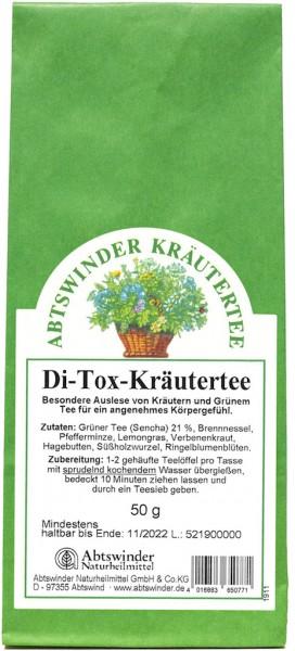Di-Tox-Kräutertee