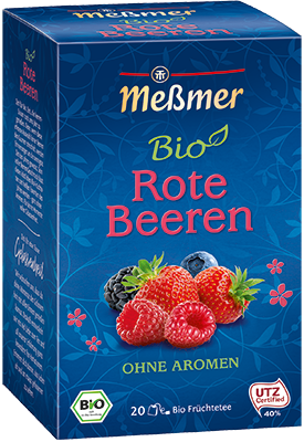BIO Früchtetee Rote Beeren 20 Btl.