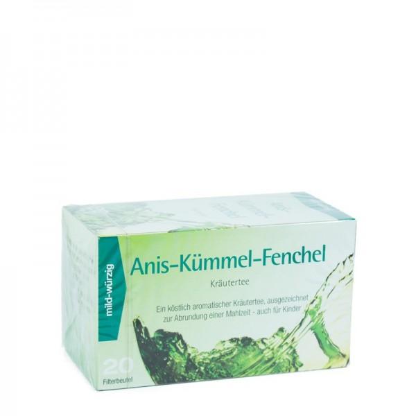 Anis-Kümmel-Fenchel