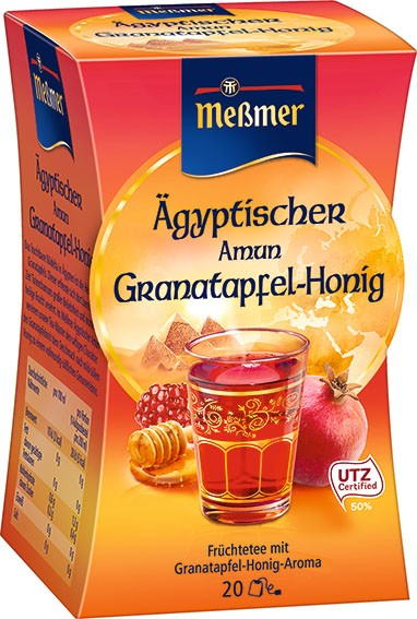 Ägytischer Amun Granatapfel-Honig