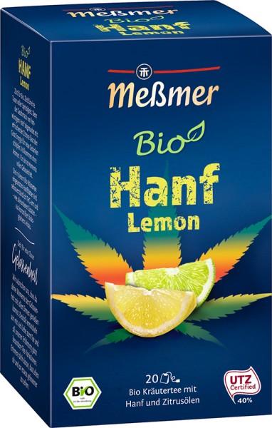 Bio Hanf Lemon