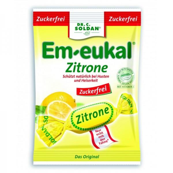 Em-eukal Zitrone, zuckerfrei