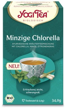 Yogi Tea Minzige Chlorella