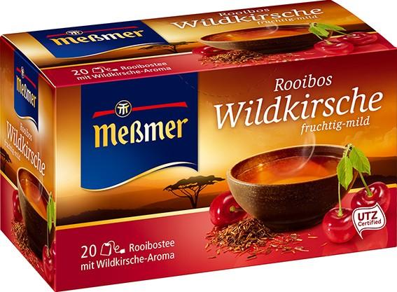 Rooibos Wildkirsche