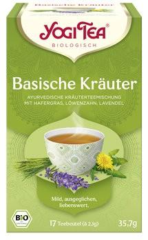 Yogi Tea® Basische Kräuter