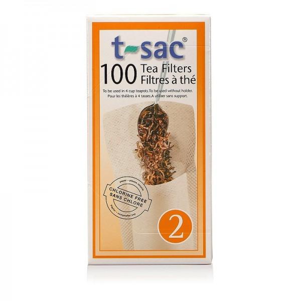 Tee Filter t-sac Gr.2