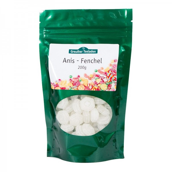 Anis-Fenchel Bonbons